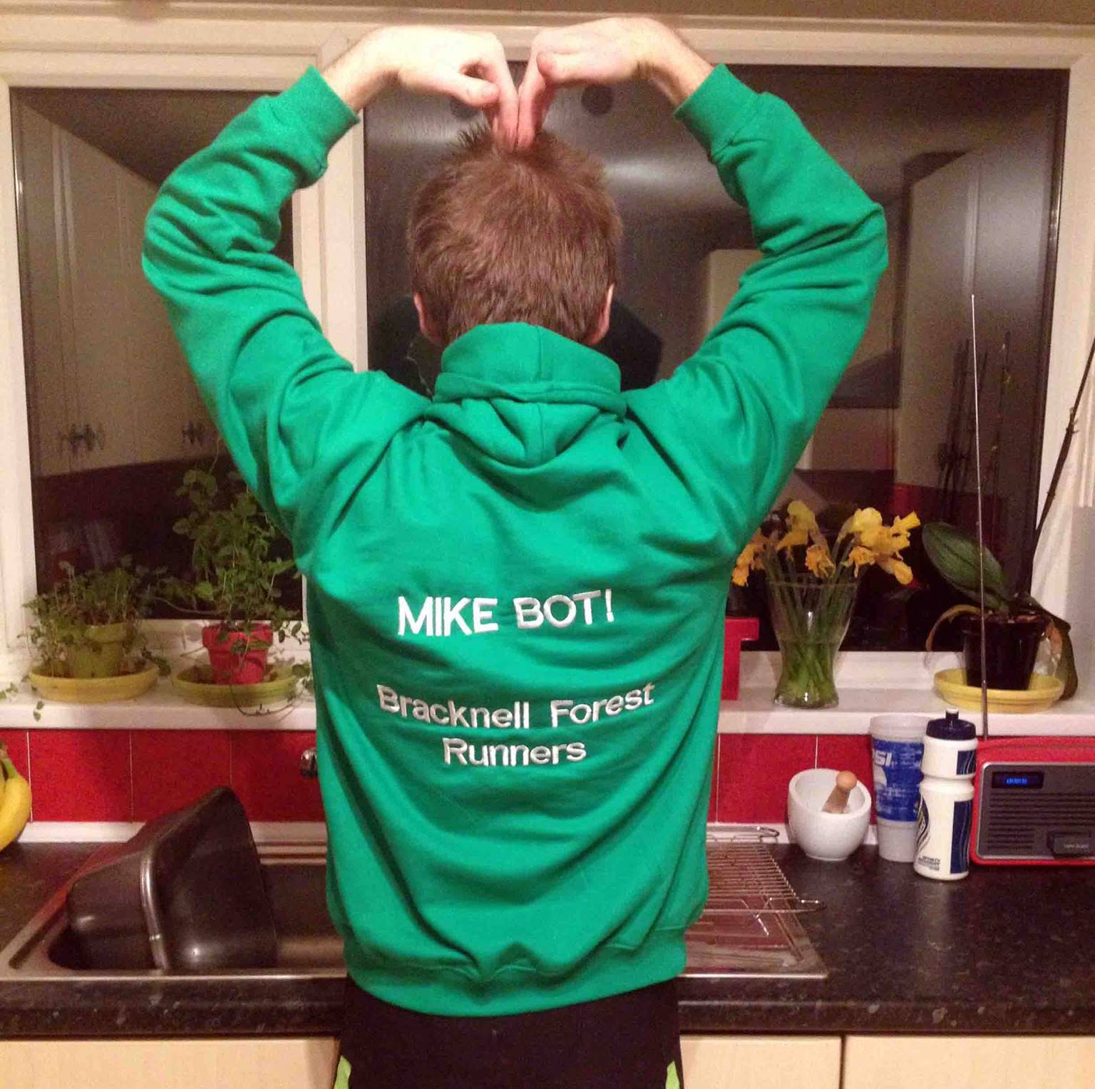 Hooded Top Order / Closes 02.12.2019
