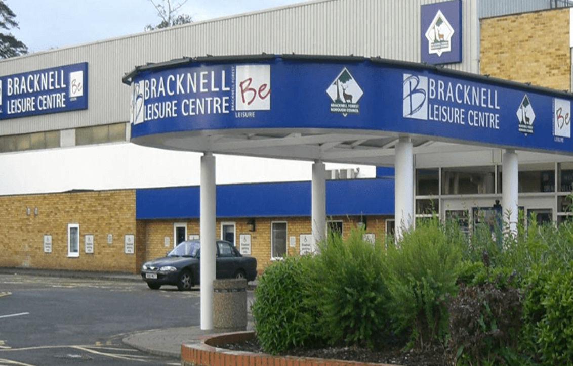 Bracknell Leisure Centre - Free guest pass!